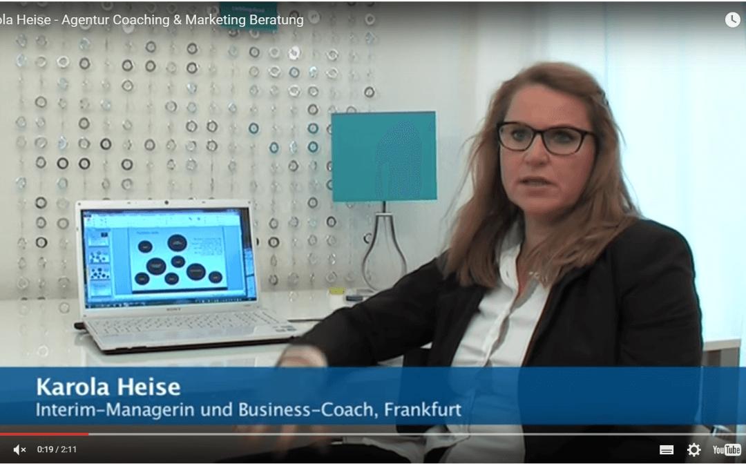 TV Beitrag über Frankfurter Coaches, ausgestrahlt am 06.12.2015